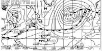 Suivez la météo-fax + prévisions animées